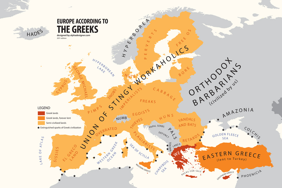 More stereotype maps of america and europe the oligarch kings more stereotype maps of america and europe gumiabroncs Choice Image