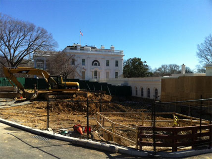 What Lies Beneath The White House Lawns The Oligarch Kings