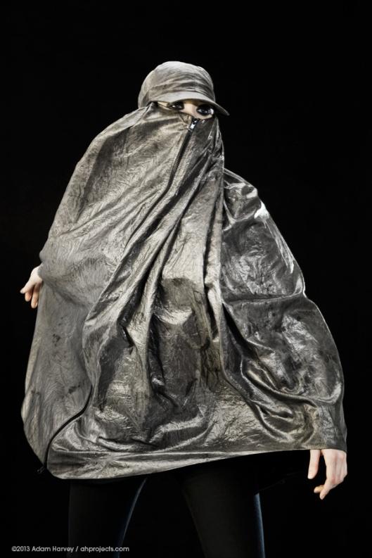 drone proof burqa
