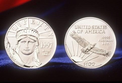 platinum dollars