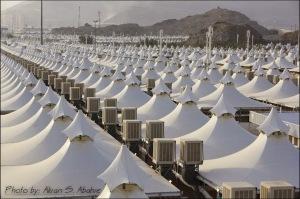saudi arabi tents