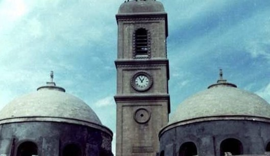 Mosul-clock-church