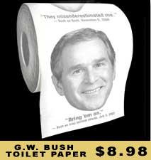 bush bog paper
