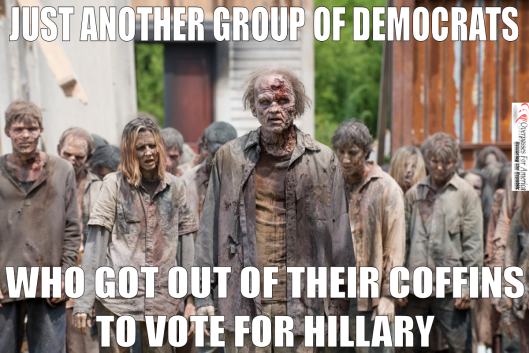 zombies-voting-hillary