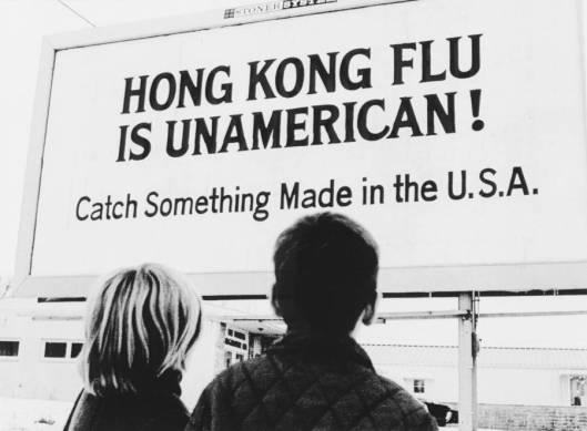 hong kong flu 1968